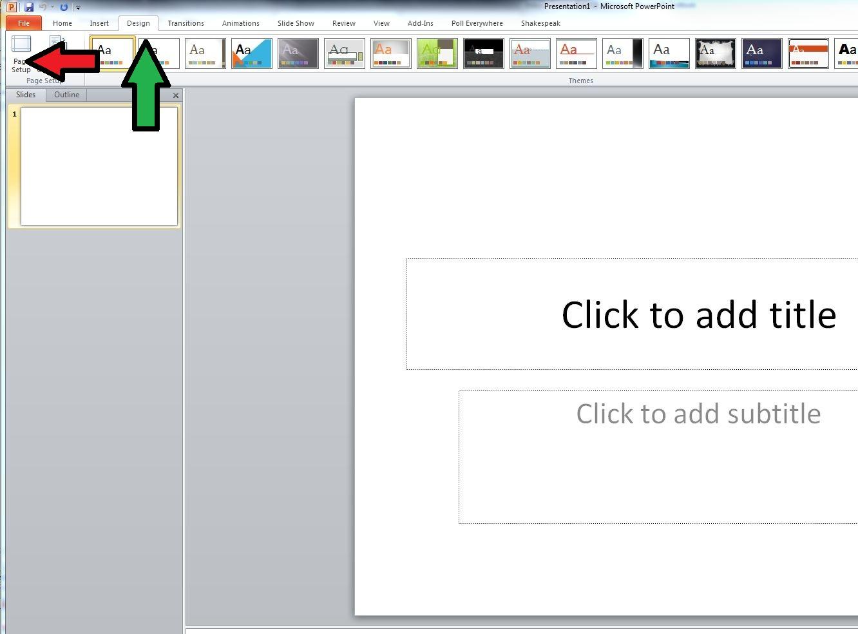 Как сделать слайд шоу в powerpoint с музыкой и
